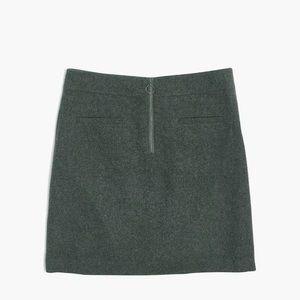 Madewell Fireside Mini Skirt NWT 16